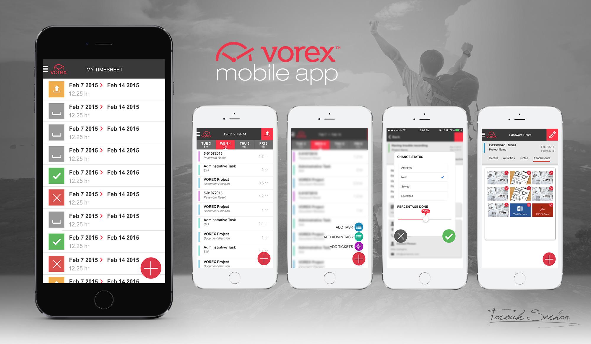 Vorex-mobile-app